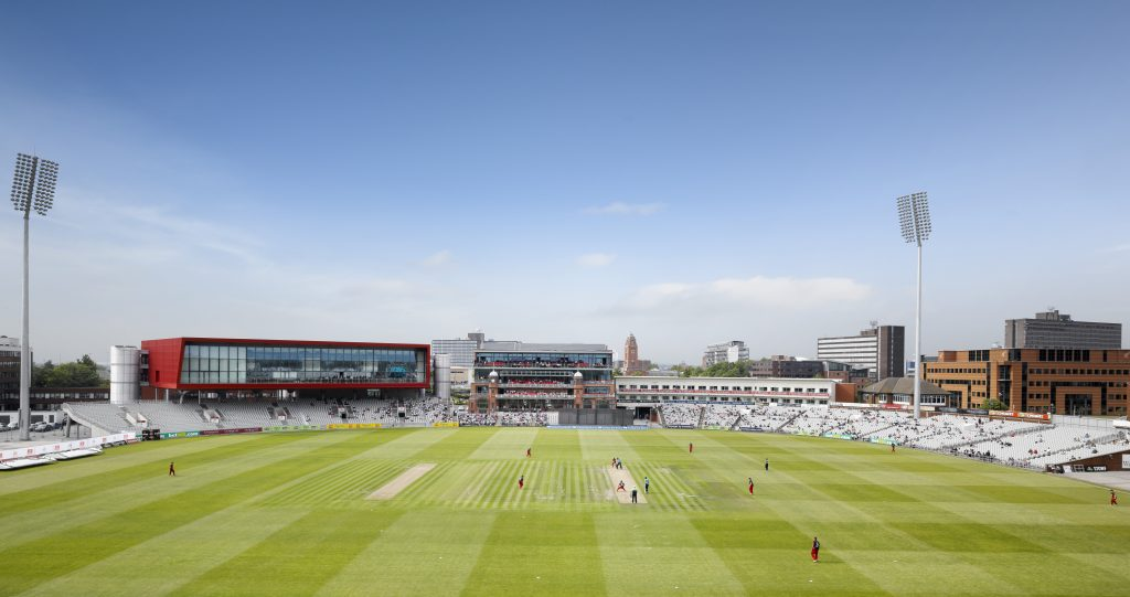 Building: Lancashire County Cricket Club Location: Manchester Architect: BDP