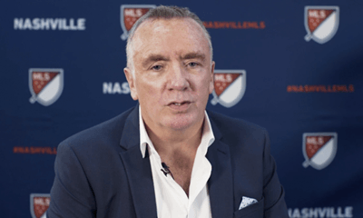 "Ian Ayre Appointed New Nashville CEO And Lauds MLS: ""It's Really Coming Into Its Own."""